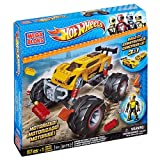 Mega Bloks Hot Wheels Super Blitzen Monster Truck