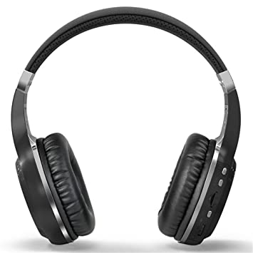 Auriculares inalámbricos Bluetooth en la oreja, elecfan Auriculares estéreo inalámbricos Super Bass Bluetooth 4.1 Auriculares