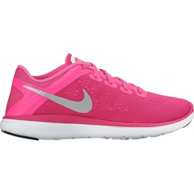 e675531a8e2 Nike Flex 2016 RN (GS) Kids Running Shoes - Pink Blast  Buy Online at Low  Prices in India - Amazon.in