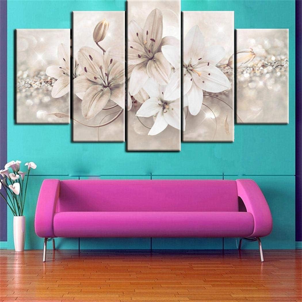 Decorazione Moderna della Parete di Arte della Stanza della casa della Stampa della Pittura della Tela Senza Cornice Stampe e Quadri su Tela