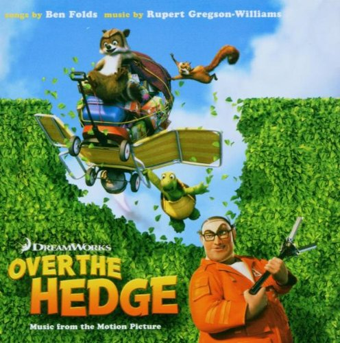 Ben Folds - Over The Hedge Music From The Motion Picture - Zortam Music