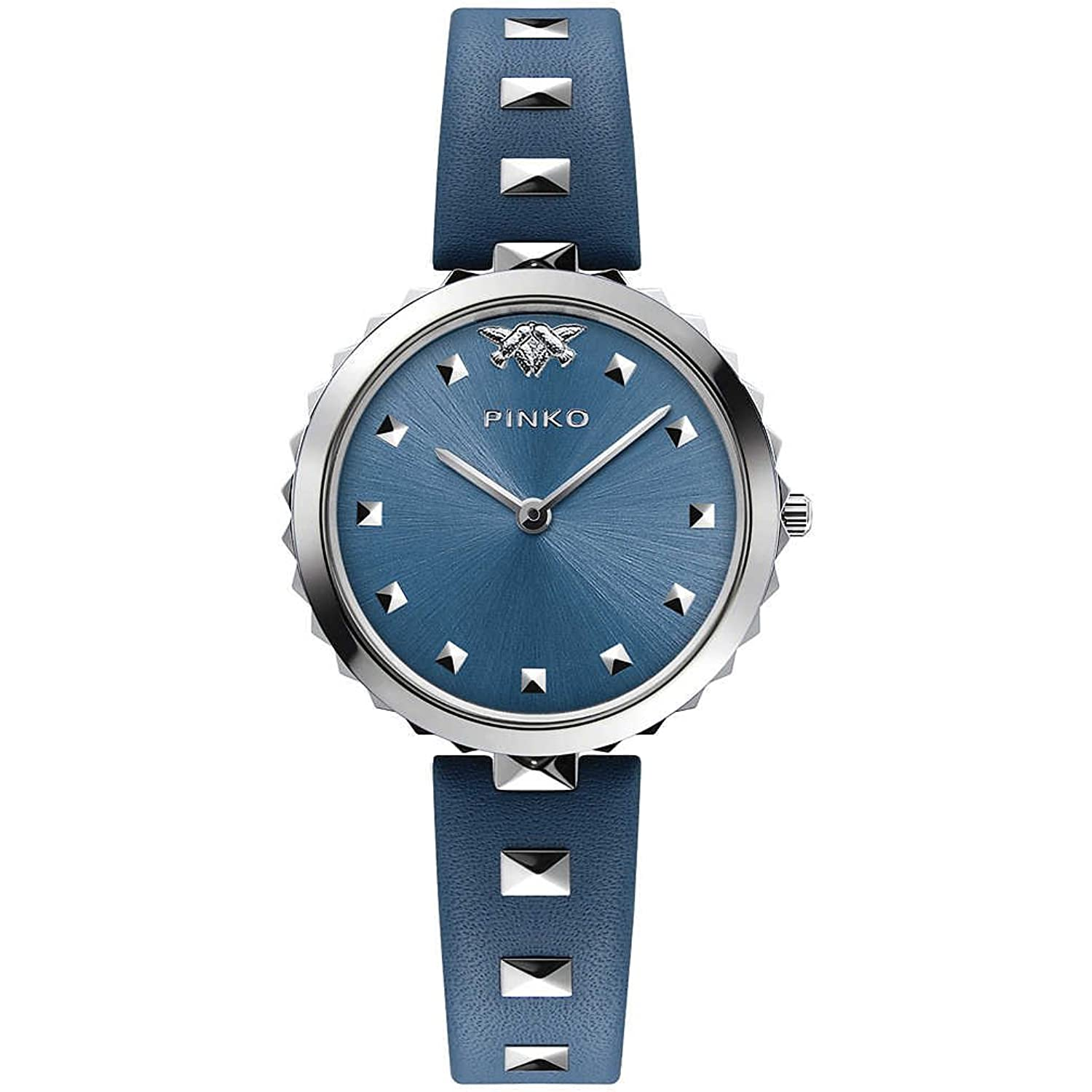 Watch Pinko Stars Pecan Woman Steel Blue Silver