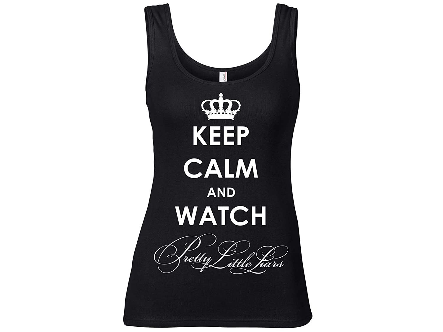 Tachinedas Kreativshop Women's Pretty Little Liars Tank top