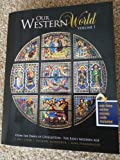 Our Western World, Volume 1: From the Dawn of Civilization-The Early Modern Age, IRVIN  JOSEPH KYLE, ALEXANDER  ZACHARY, STRAWBRIDGE  KIRK, 1465225277