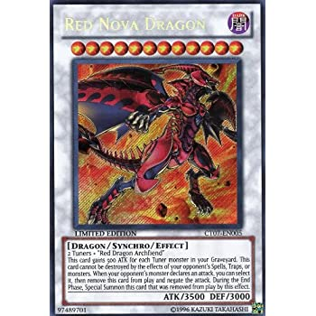 Yugioh 5ds red nova dragon
