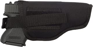 product image for Soft Armor Ambidextrous Nylon Hip Gun Holster with Thumb Break Retention Strap