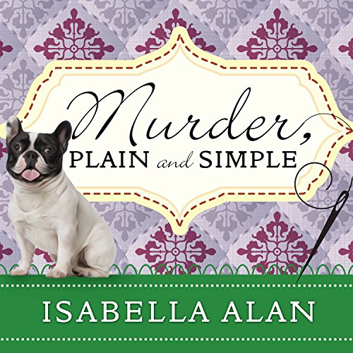 Murder, Plain and Simple: Amish Quilt Shop Mystery, Book 1 ()