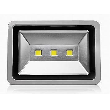 MCTECH® 150W LED Fluter Strahler Außen Scheinwerfer Flutlicht Garten  Hoflampe Wasserdicht IP65 Hochfestes Aluminium Wasserdicht