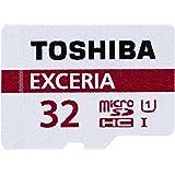 東芝 microSDHC 32GB EXCERIA 48MB/s UHS-I Class10 TOSHIBA THN-M301R0320 海外向パッケージ品 [並行輸入品]