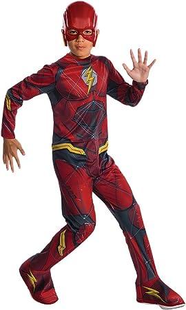 Marvel - Disfraz de Flash superhéroe para niños, infantil 3-4 años ...