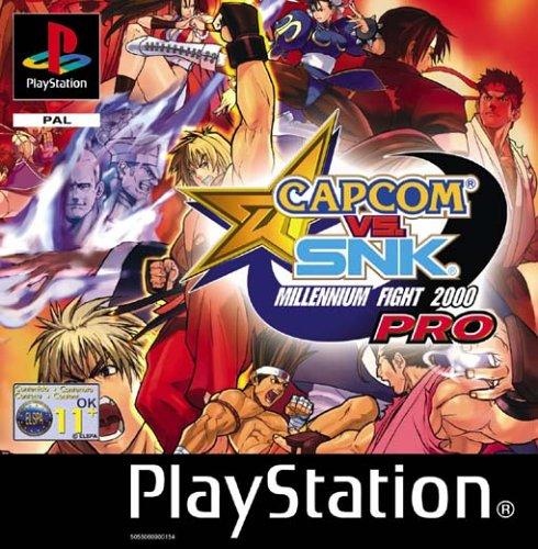 Capcom vs. SNK: Millennium Fight 2000