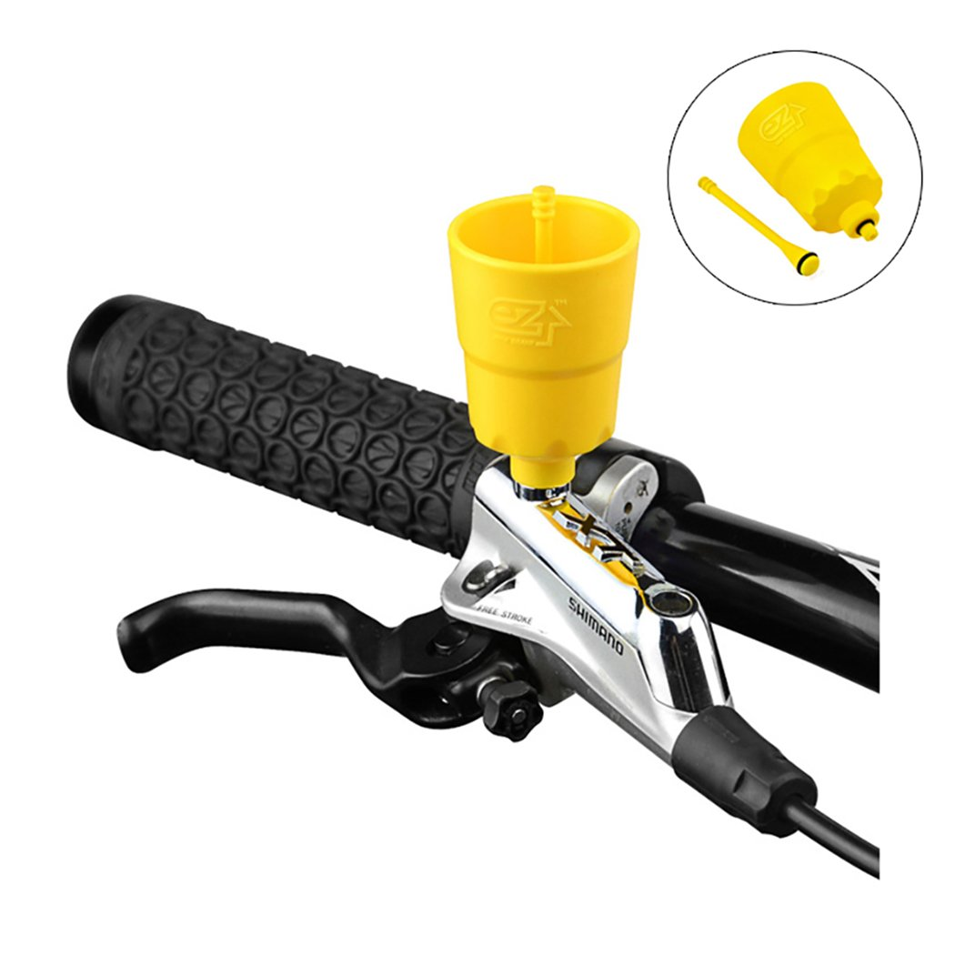 Outgeek Bicycle Hydraulic Brake Bleed Tool Kit for MT Seires Brake System Use Mineral Oil Brake by Outgeek (Image #2)