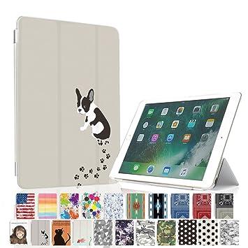 b788e8f532 Amazon   MIxUP iPad 9.7 ケース カバー 2018 2017 新型 アイパッド 第5 ...