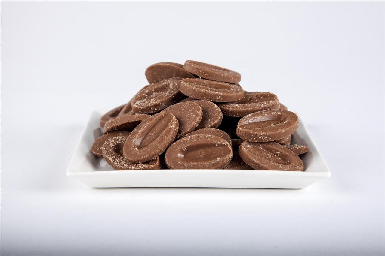 Valrhona Chocolate Dulcey 32% Feves - 2 lb