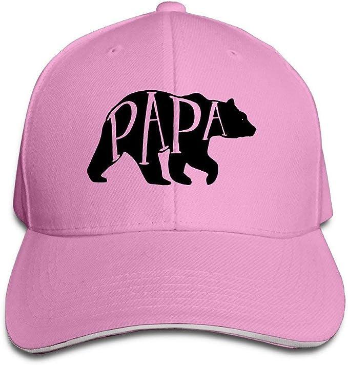 Gorras de béisbol Papa Bear American Apparel, Gorra de sándwich de ...