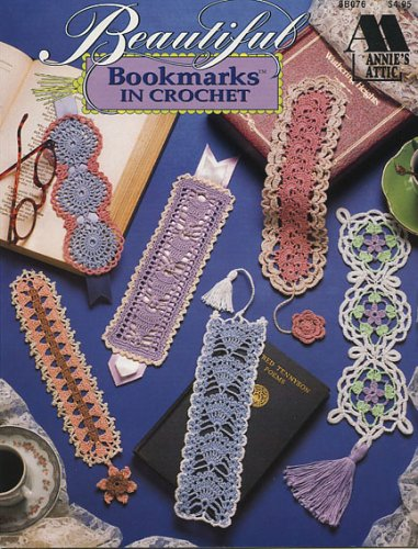 Attic Annies Crochet - Annie's Beautiful Bookmarks in Crochet (Annie's Attic, 8b076)