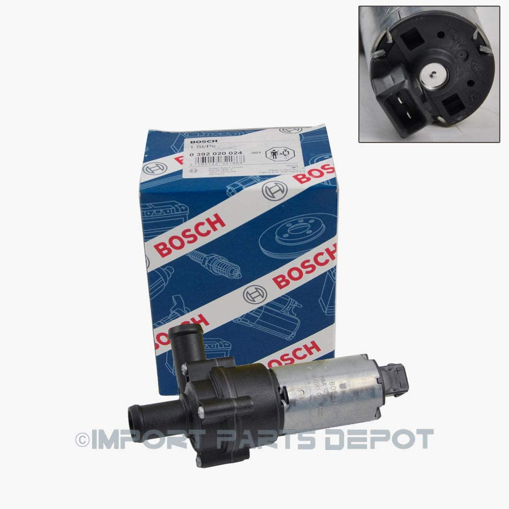 Engine Auxiliary Water Pump- New Bosch 0392020073
