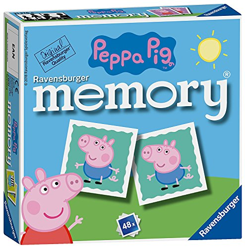 (Peppa Pig Memory Match Game)