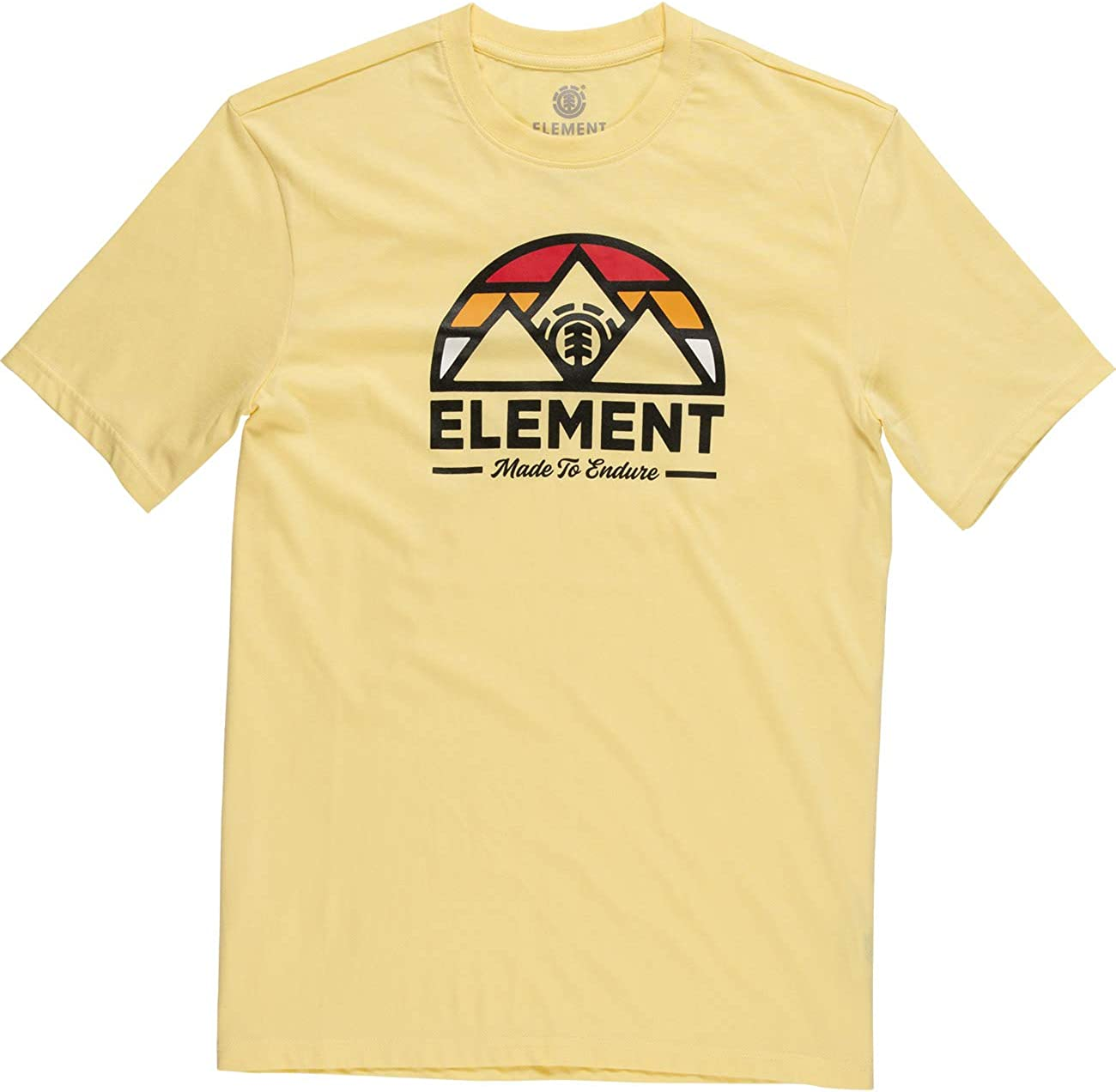 Element Squaw SS Tees Hombre
