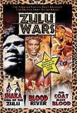 Zulu Wars: Shaka-King of the Zulu/Blood River/Red Coat Black Blood
