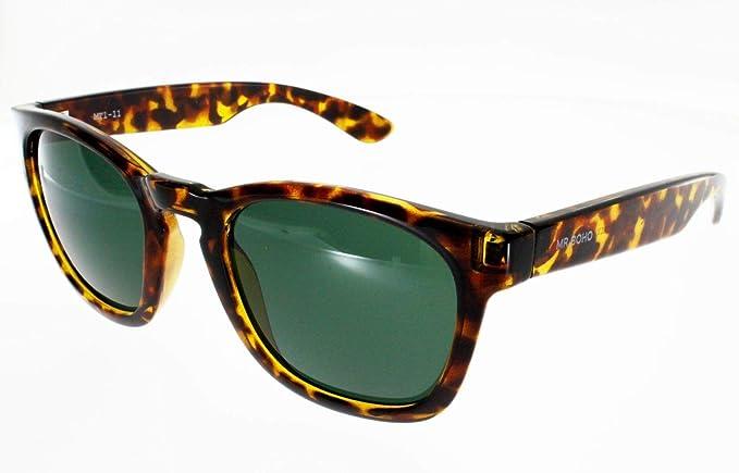 Mr Boho Isola, Gafas de Sol Unisex, Cheetah Tortoise, 43