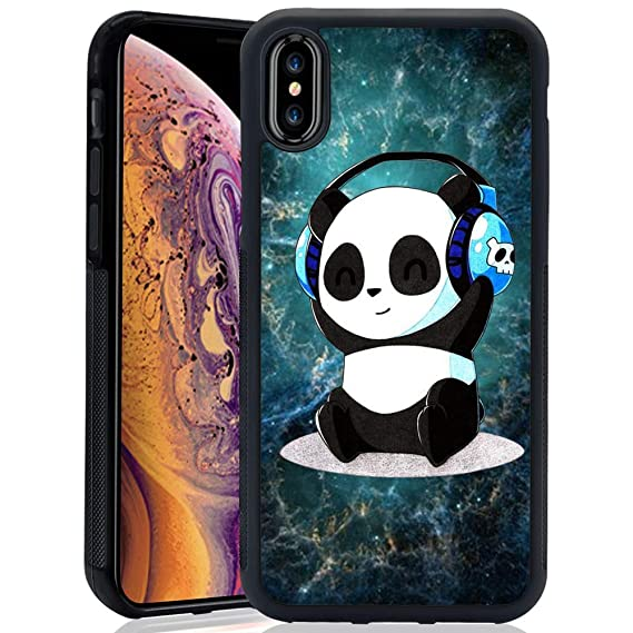 panda iphone xs case