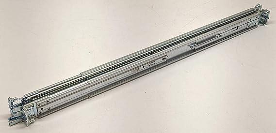 New Boxed Dell PowerEdge R330 R420 R620 R630 Sliding Ready Rail 1U Kit 6RTCR
