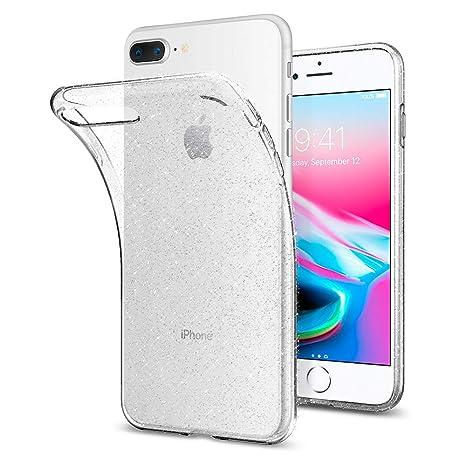 coque iphone 8 paillette spigen