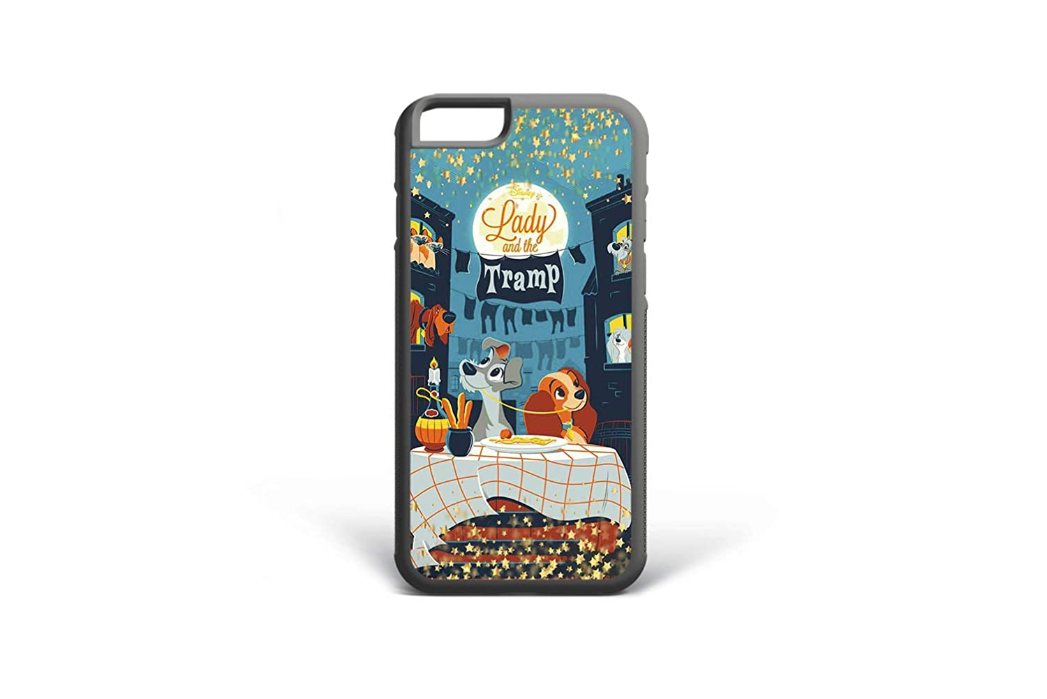 Koldan Lady and the Tramp iPhone XS Max Case iPhone X XR 7 Plus Disney 7 8 iPhone 8 Plus 6 6S Plus 5 5S SE Restaurant Samsung S8 Plus S9 Plus Cute Dogs Samsung Note 8 S8 S9 Note 9 S6 S7 Edge 2DaO460