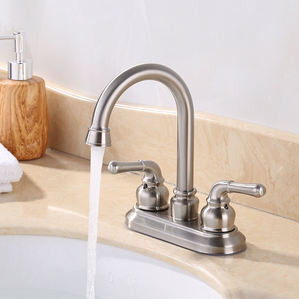 PARLOS 2-Handle Lavatory Faucet