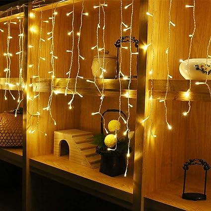 LED String Light Bulb Lamp Warm Fairy Lamp Home Wedding Party Decor BL