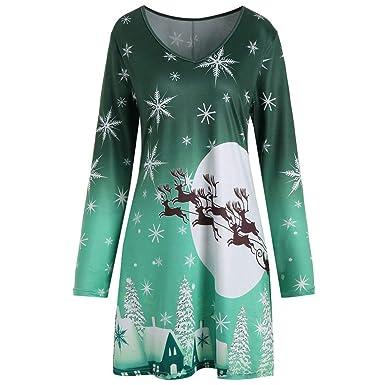 cd16edb277fc1 ワンピース レディース 長袖 Kohore セクシー クリスマスドレス ワンピース レディース チュニック ワンピ ドレス 結婚式 可愛い ミニ