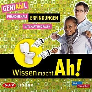 Phänomenale Erfindungen (Wissen macht Ah! 1) Hörbuch