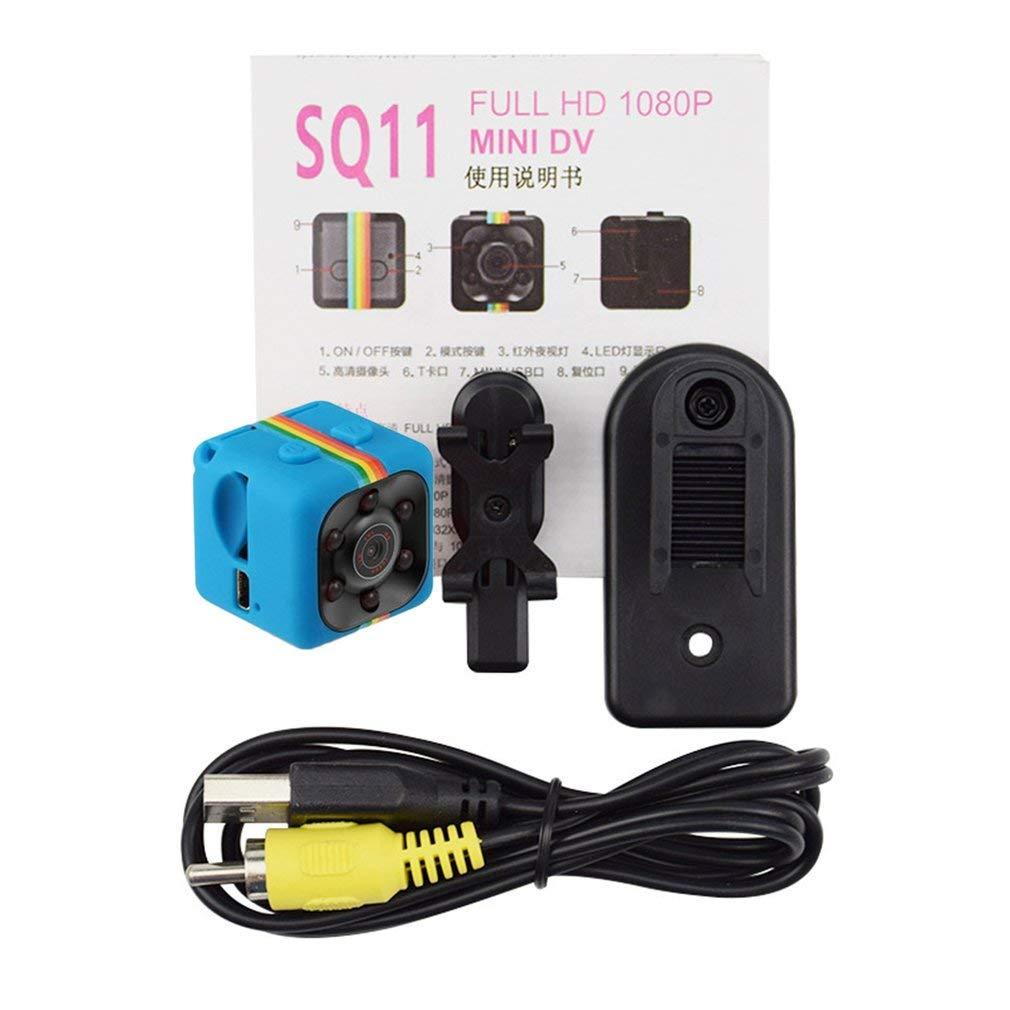 SQ11 Mini portátil de la cámara de la cámara 1080P HD videocámara batería de Litio Deportes DV