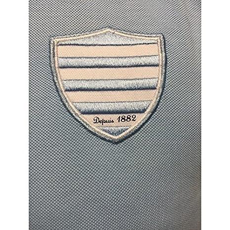 df268029a3f3f 92-Polo de rugby-Kappa Racing ciel  Amazon.es  Ropa y accesorios