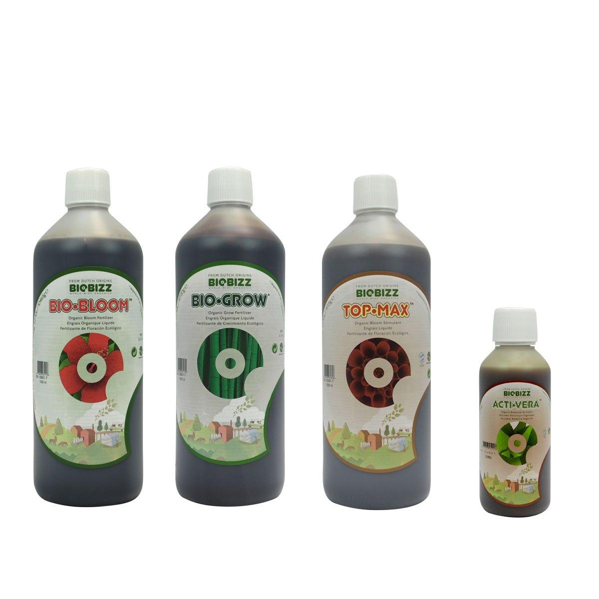 Try-Pack Indoor/Outdoor 1 litre - BioBizz