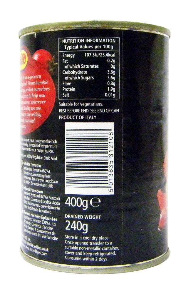 KTC – Tomates picados – 14.11 oz (paquete de 2): Amazon.com ...