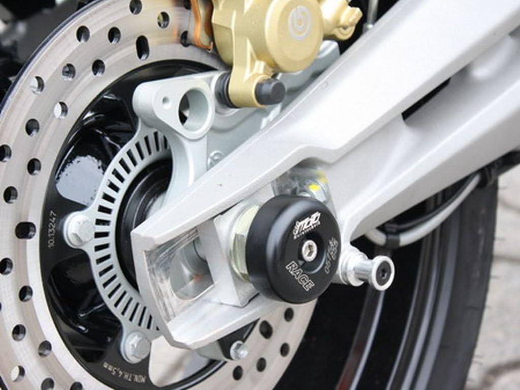 Gsg Moto Sturzpads Hinterrad Aprilia Shiver Smv Dorsoduro Rst Rsv Tuono V4 Rsv4 Auto