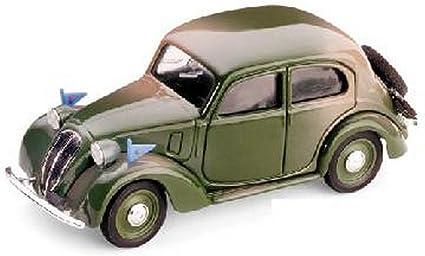Amazon.com: Brumm bm0034 Fiat 1100 Forze armate 1937 – 39 1 ...