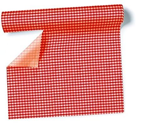 Table Runner Red Gingham