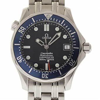 0240087c566e6 Image Unavailable. Image not available for. Color  Omega Seamaster Swiss-Automatic  Male Watch ...