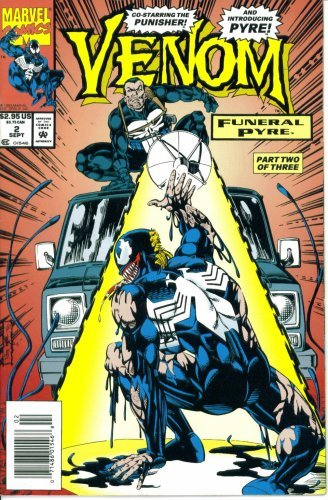 Venom Funeral Pyre #2 : Co-Starring the Punisher in