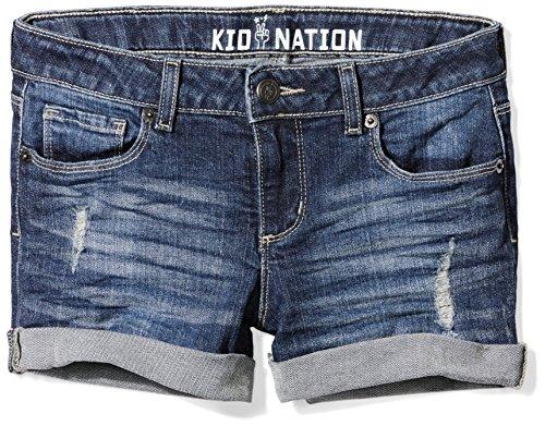 Women denim shorts Girls Jeans Fashion - 2