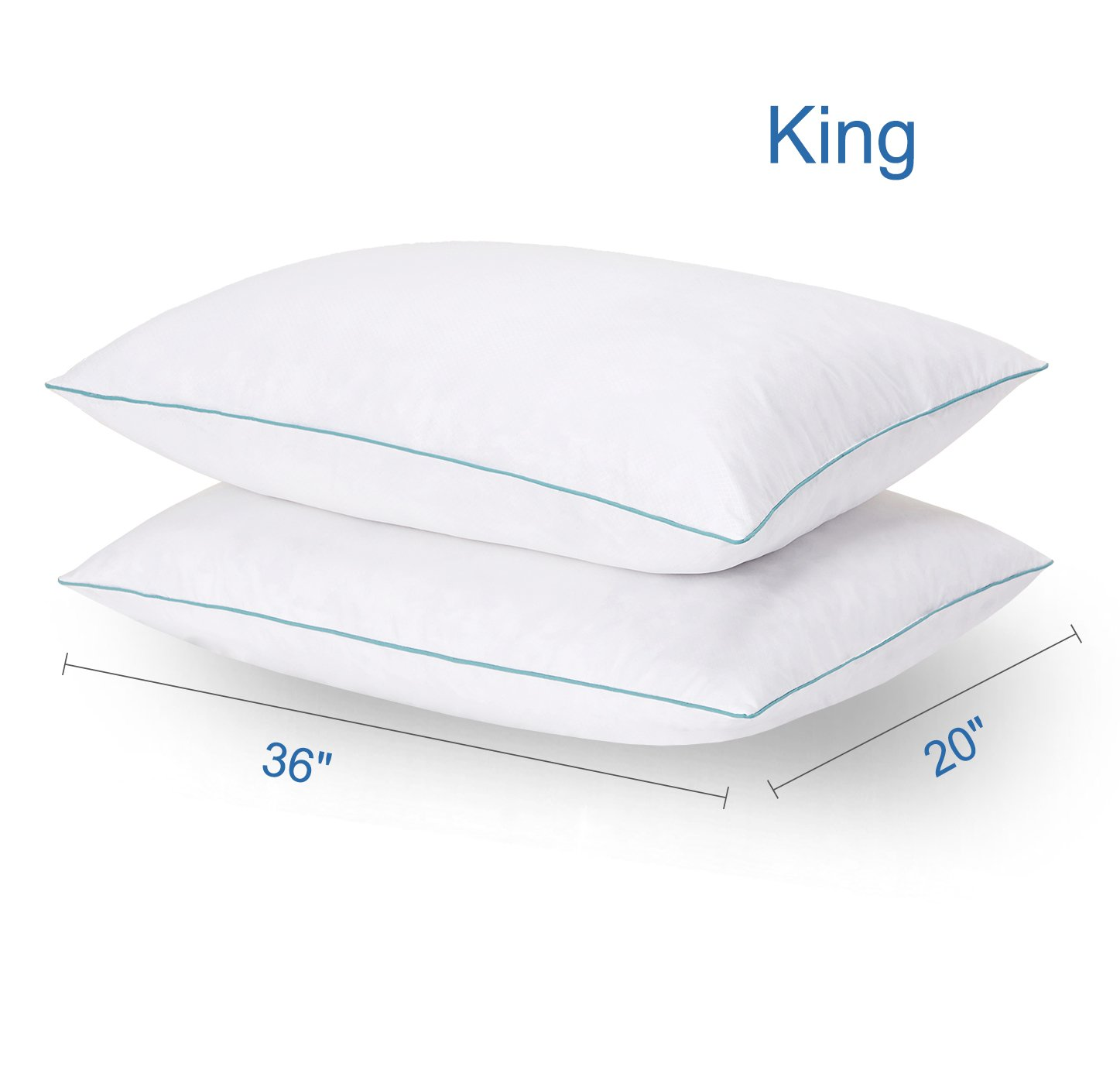 Hotel Collection Down Pillow Firm: Hotel Collection Soft Density