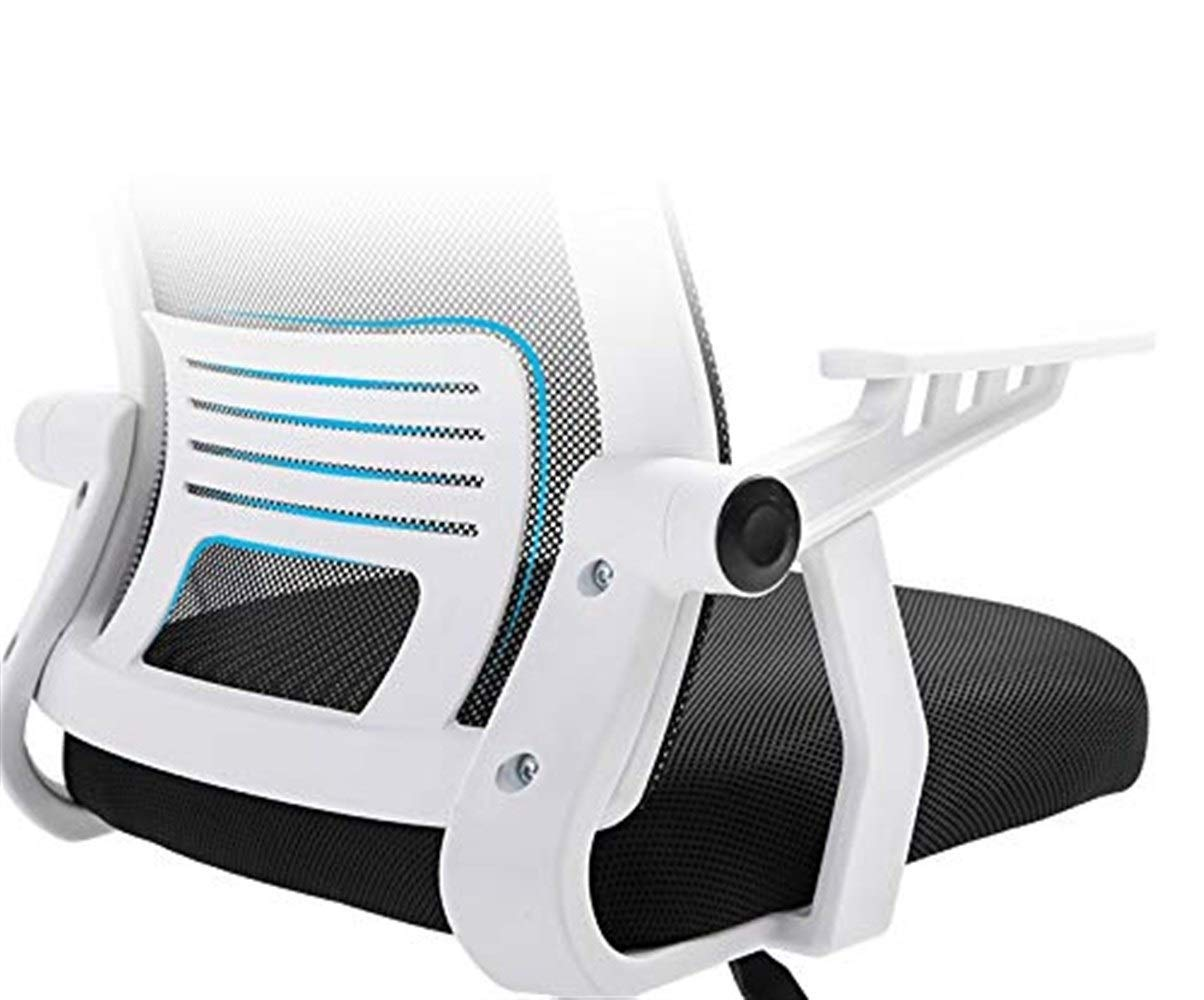 Kontorsstol personalstol mottagningsstol andningsbar komfort hushåll lärande stol datorstol GMING (färg: blå) BLÅ