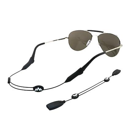 site officiel bien valeur formidable Lunettes de soleil SPORT Support Sangle, ajustement universel Corde de  lunettes, lunettes Système de rétention