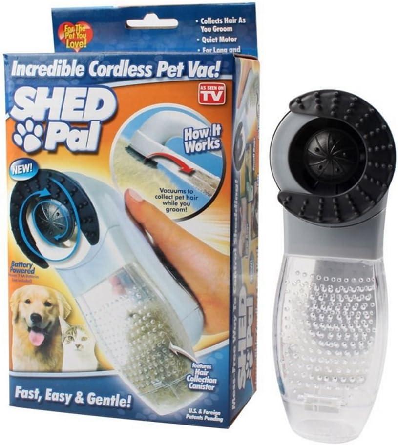 Limpiador aspiradora eléctrico para pelo de mascotas, perros y ...