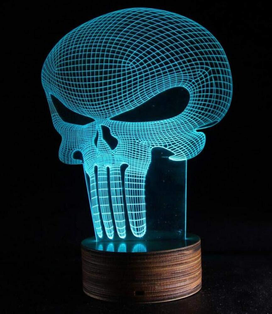 Amazon.com: CTO Regalo de Navidad Ilusión 3D Lámpara Led de Luz Nocturna 16 Colores Control Remoto Inserto USB Luz Led Regalo de Cumpleaños Y Decoración de ...