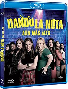 Dando La Nota: Aún Más Alto [Blu-ray]