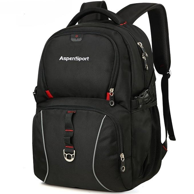 Amazon.com: ASPENSPORT Mochila para ordenador portátil para ...